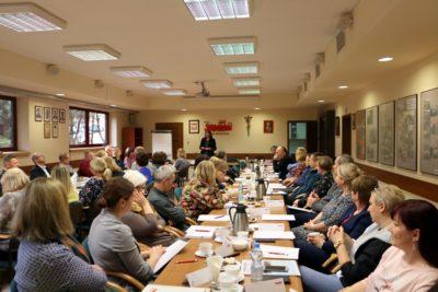 Dwudniowe szkolenie Solidarności oświatowej 10-11.03.2020