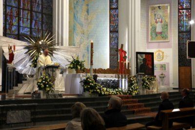 Fotorelacja z rozpoczęcia peregrynacji obrazu MB Solidarności w diecezji rzeszowskiej