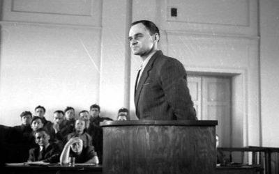 Rotmistrz Pilecki był jednym z najodważniejszych żołnierzy okresu II wojny światowej