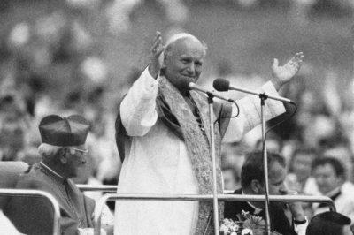 Święty Jan Paweł II – Papież Solidarności