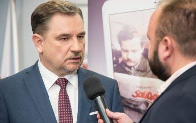 Piotr Duda: Rafał Trzaskowski chce powoływać się na ideały Solidarności?