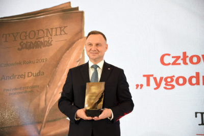 Andrzej Duda dla TS i Tysol.pl