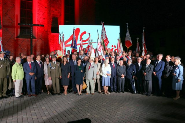Regionalne obchody 40-lecia NSZZ Solidarność
