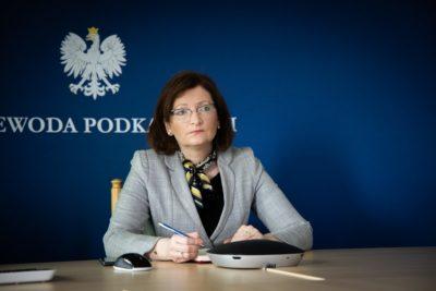 Wojewoda Ewa Leniart o rozwoju Rzeszowa i gmin ościennych w ramach ROF