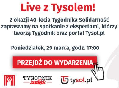 Live z Tysolem! Komunikacja i Social Media