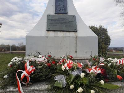 Obchody Rocznicy Katastrofy Smoleńskiej w Ropczycach