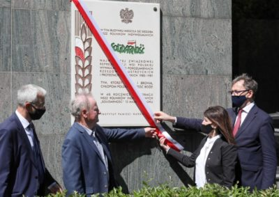 40-lecie rejestracji Solidarności Rolników Indywidualnych