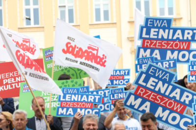 Rzeszowianie, 13 czerwca wszyscy idziemy na wybory!