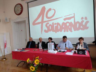 Posiedzenie Zarządu Regionu w Ropczycach