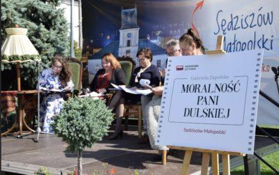 Narodowe Czytanie w Sędziszowie Małopolskim