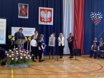 Szkoła w Woli Zgłobieńskiej im. bł. Jerzego Popiełuszki