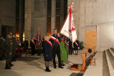 Uroczystość odpustowa w parafii Bł.ks. Popiełuszki 19.X.2021r.